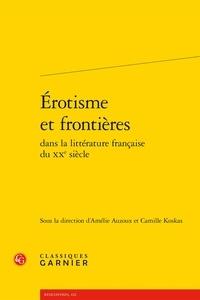 Histoiresdenlire.be Erotisme et frontières dans la littérature française du XXe siècle Image