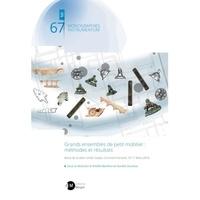 Amélie Berthon et Aurélie Ducreux - Grands ensembles de petit mobilier : méthode et résultats - Actes de la table ronde Corpus - Clermont-Ferrand, 10-11 mars 2016.