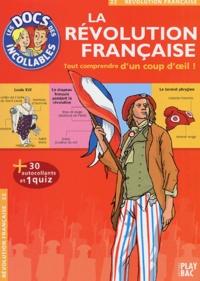 Amélie Blanquet et  Play Bac - La Révolution française.