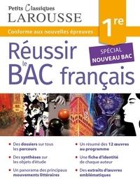 Amélie Bonnin - Réussir le BAC français 1re - Spécial nouveau Bac.