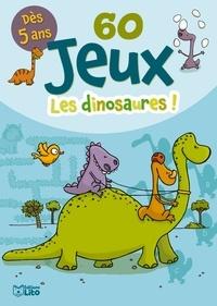 Amélie Chevalier - 60 jeux les dinosaures !.