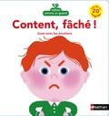Amélie Falière - Content, faché ! - Jouer avec les émotions, avec 20 magnets.