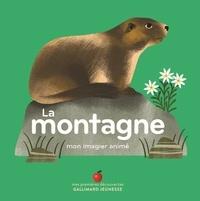 Amélie Falière - La montagne - Mon imagier animé.