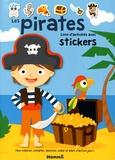 Amélie Gohy - Les pirates - Livre d'activités avec stickers.