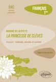 """Amélie Goutaudier - Français 1re - Madame de La Fayette, La Princesse de Clèves, parcours """"Individu, morale et société""""."""