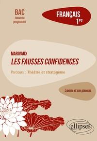 """Amélie Goutaudier - Français 1re - Marivaux, Les fausses confidences, parcours """"Théâtre et stratagème""""."""
