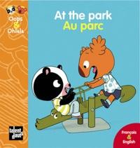 Amélie Graux et  Mellow - At the park, Au parc.