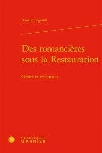 Des romancières sous la Restauration - Genre et réception.pdf