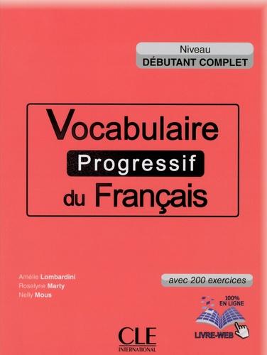 Vocabulaire Progressif Du Francais Niveau Debutant Complet Avec 200 Exercices