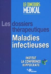 Amélie Ménard et Laurence Fardet - Maladies infectueuses.