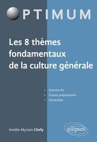 Deedr.fr Les 8 thèmes fondamentaux de la culture générale Image
