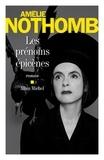 Amélie Nothomb - Les Prénoms épicènes.