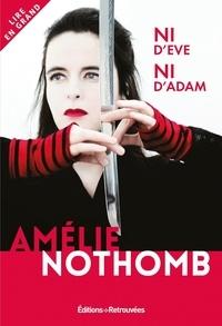 Ni d'Eve ni d'Adam - Amélie Nothomb |