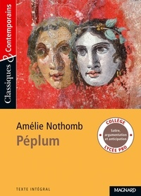 Amélie Nothomb - Péplum.