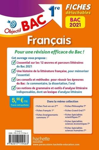 Français écrit et oral 1re  Edition 2021