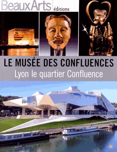Amélie Rejane et Philippe Trétiack - Le Musée des Confluences - Lyon, le quartier Confluence.