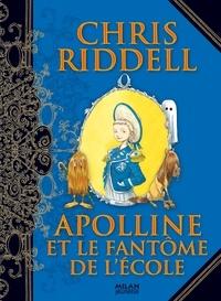 Amélie SARN - Apolline, Tome 02 - Apolline et le fantôme de l'école - Tome - 2.