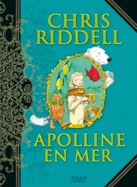 Amélie Sarn - Apolline, Tome 03 - Apolline en mer - Tome 3.