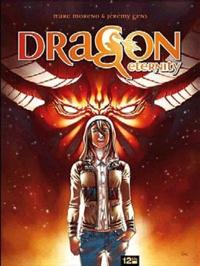 Amélie Sarn et Marc Moreno - Dragon eternity Tome 1 : De profundis.