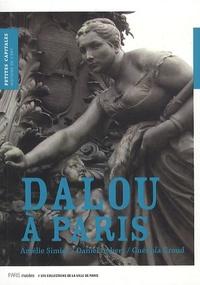 Amélie Simier et Daniel Imbert - Dalou à Paris.