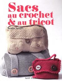 Amélie Takashi - Sacs au crochet et au tricot.