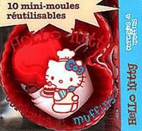 Amélie Vuillon - Cupcakes et muffins - Hello Kitty.