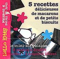 Amélie Vuillon - Hello Kitty - Macarons & petits biscuits.