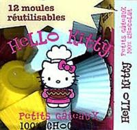 Amélie Vuillon - Petits gâteaux 100% chocolat - Hello Kitty.