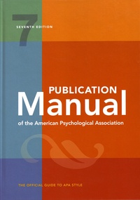 American Psychological Associa - Publication Manual of the American Psychological Association - The Official Guide to APA Style.