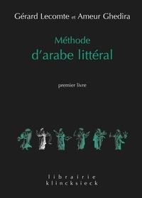 Méthode darabe littéral - Tome 1.pdf