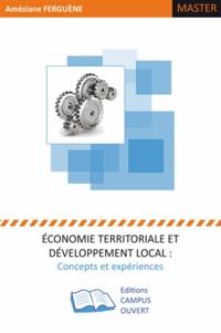 Accentsonline.fr Economie territoriale et développement local - Concepts et expériences Image