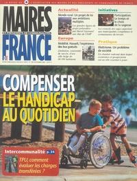 Daniel Hoeffel - Maires et Présidents de communauté de France N° 158, Septembre 20 : Compenser le handicap au quotidien.