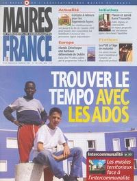 Daniel Hoeffel - Maires et Présidents de communauté de France N° 172, Avril 2004 : Trouver le tempo avec les ados.