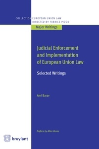 Deedr.fr Judicial Enforcement and Implementation of European Union Law Image