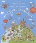 Ami Shin et Jamie Harris - Le voyage d'Henri Souris et madame Crombie autour du monde.