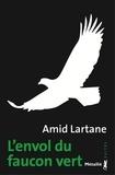 Amid Lartane - L'envol du faucon vert.