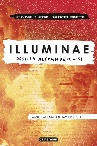 Illuminae Tome 1 Dossier Alexander