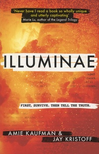 Amie Kaufman et Jay Kristoff - The Illuminae Files - Book 1, Illuminae.