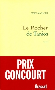 Le rocher de Tanios - Amin Maalouf pdf epub