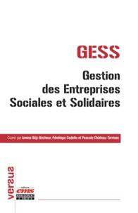 Amina Bécheur et Pénélope Codello-Guijarro - GESS - Gestion des Entreprises Sociales et Solidaires.