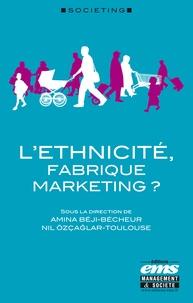 Amina Bécheur et Nil Toulouse - L'éthnicité, fabrique marketing ?.