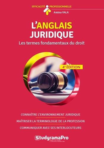 L'anglais juridique 4e édition