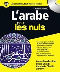 Téléchargements de livres audio gratuits du domaine public L'arabe pour les nuls par Amine Bouchentouf 9782412035757