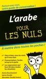 Amine Bouchentouf - L'arabe pour les nuls - Guide de conversation.