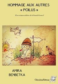 """Amira Benbetka - Hommage aux autres """"poilus"""" - Les victimes oubliées de la Grande Guerre."""