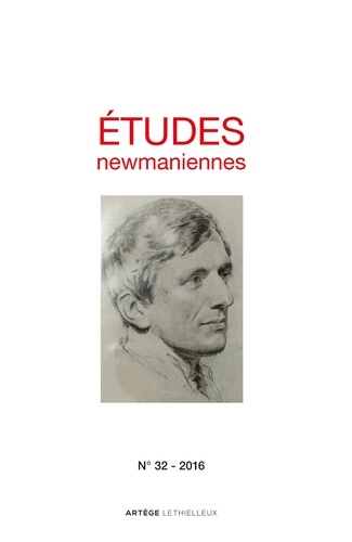 Etudes newmaniennes n°32 - 2016