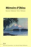 Joël Challon - Mémoire d'Obiou N° 16 : .
