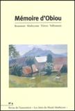 Bernard de La Fayolle et Eric Marchand - Mémoire d'Obiou N° 9 : .
