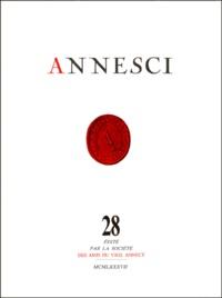 Georges Grandchamp - Annesci N° 28 : Histoire de la photographie à Annecy avant 1940.