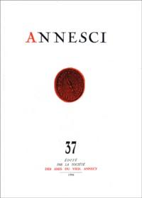 Madeleine Rouch-Zurcher - Annesci N° 37 : Franck Bourdier - Une évocation du Musée d'Annecy.